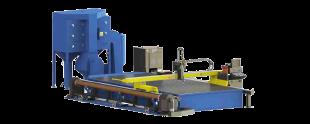 CNC Plazma Kesim Makinesi