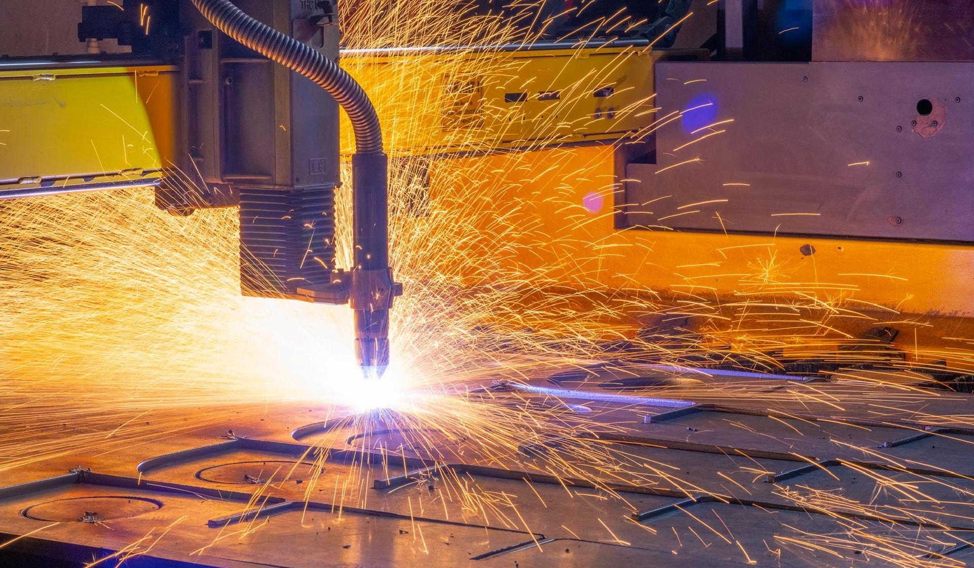 CNC Plazma & CNC Oxy-Fuel Kesim
